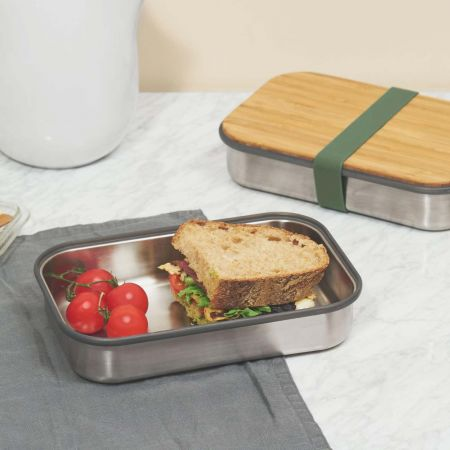Stainless Steel Sandwich Box