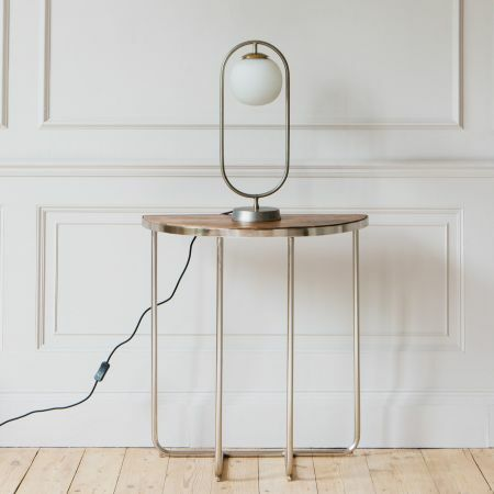 clarence moon side table