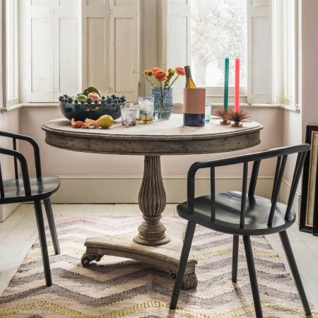Pioneer Reclaimed Pine Dining Table
