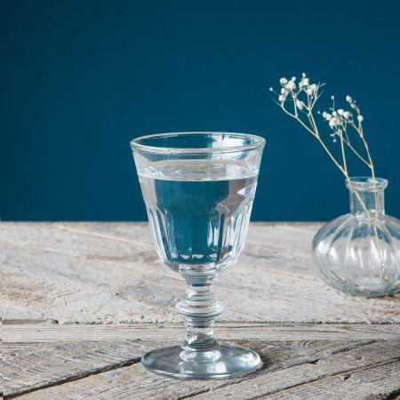 Stemmed Water Glass
