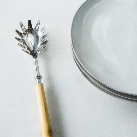Bamboo Pasta Spoon
