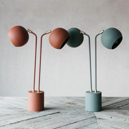 Easton Double Lamps