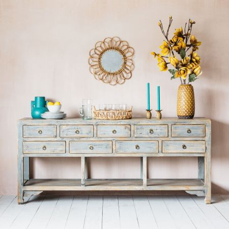 Wiley Grey Wash Sideboard