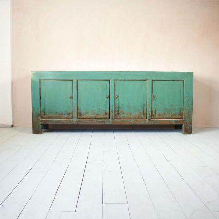 Extra Large Lingbao Four Door Sideboard