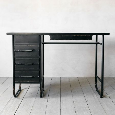 Baxter Industrial Desk