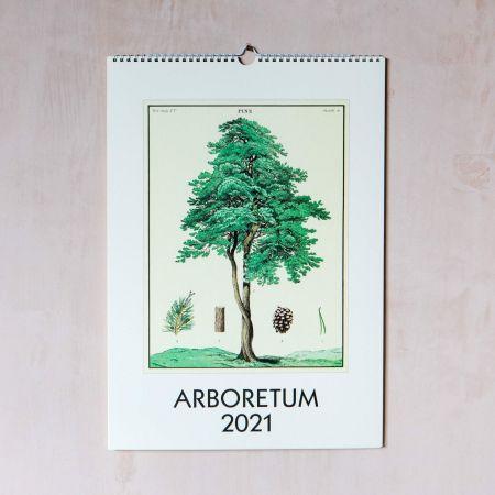 Arboretum 2021 Wall Calendar