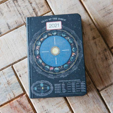 Zodiac 2021 Diary