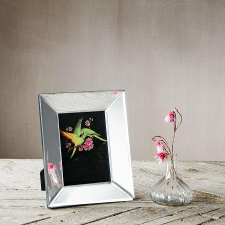 Deep Glass Photo Frame