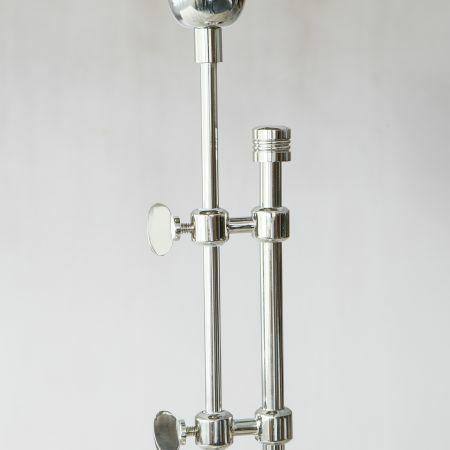 Zebra Shade Table Lamp