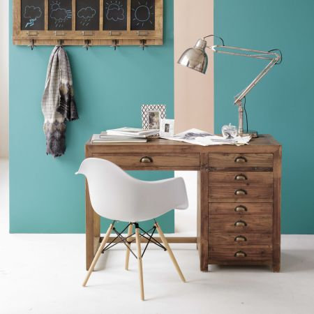 Reclaimed Pine Desk
