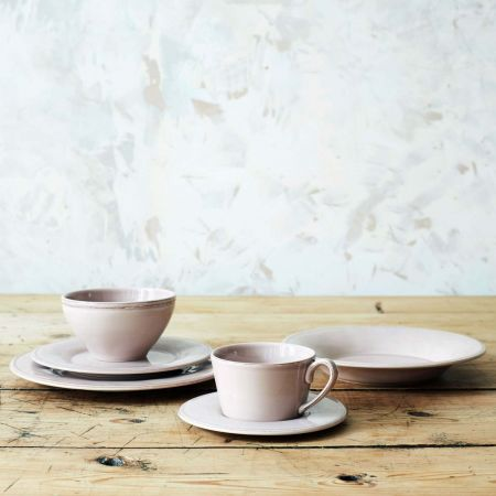 Constance Pink Tableware - Thumbnail