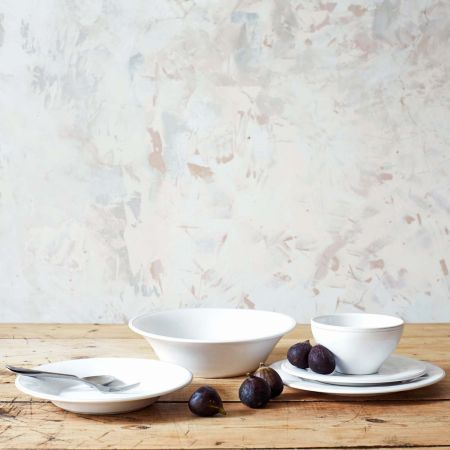 Constance White Tableware