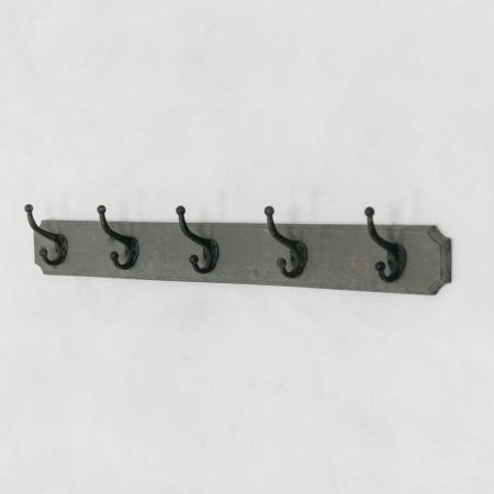 Five Hook Coat Holder