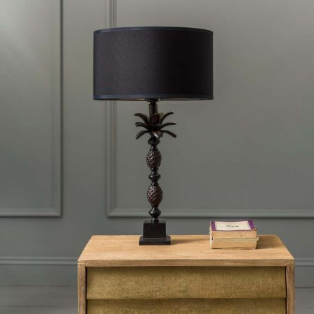 Tall Pineapple Lamp