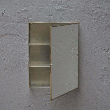 Mirror Wall Cabinet