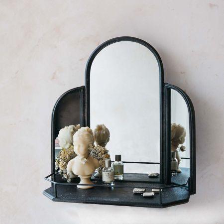 Triple Vanity Mirror