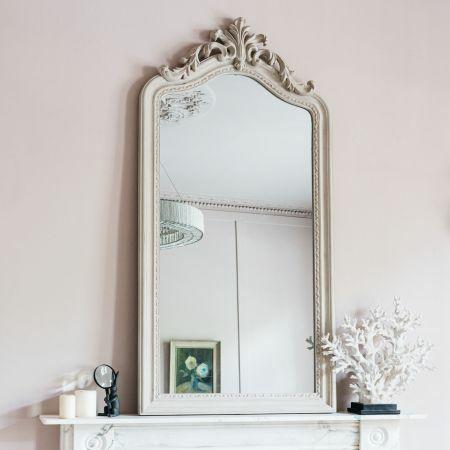Tall Baroque Mirror