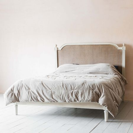 Alva King Size Bed