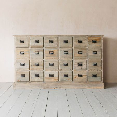 Pioneer Twenty-Four Drawer Chest