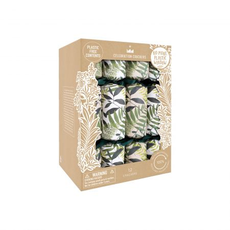 Natural Sprigs Luxury Eco Crackers