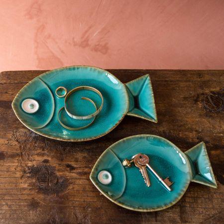 Aqua Fish Plates