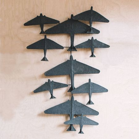 Planes Wall Decor