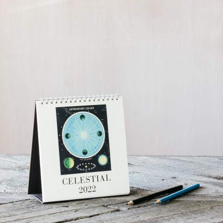 Celestial 2022 Desk Calendar