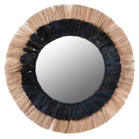 Striped Grass Mirror