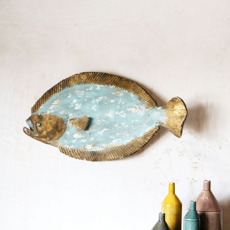 Harry Halibut Wall Art