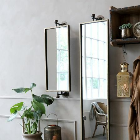 Short Swivel Mirror