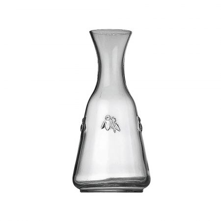 Etched Bee Carafe
