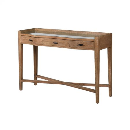 Gracie Three Drawer Console