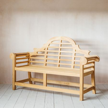 Lutyen Two Seater Bench