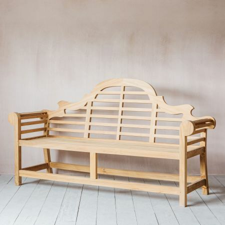 Lutyen Three Seater Bench