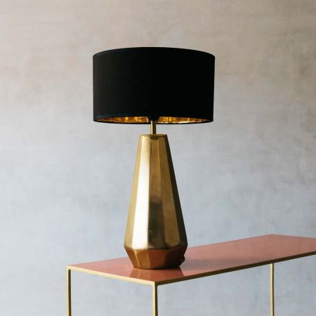 Jem Metal Table Lamp