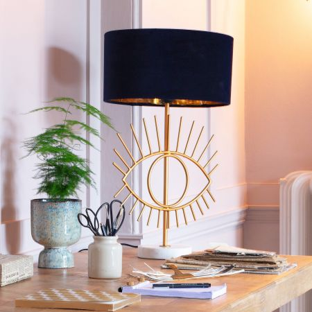 Golden Eye Table Lamp