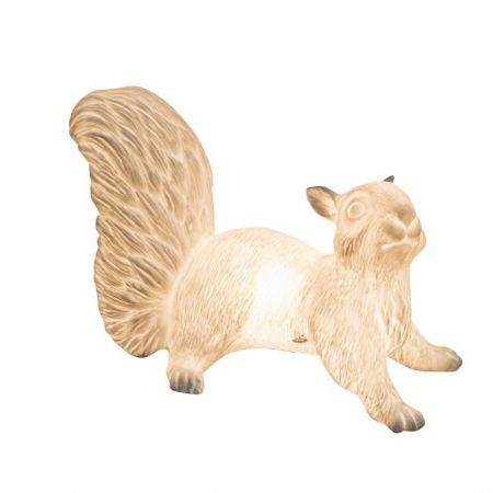 Squirrel Table Lamp