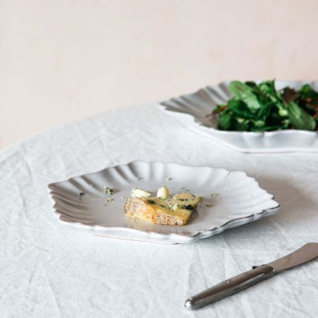 Amelie Scallop Side Plate