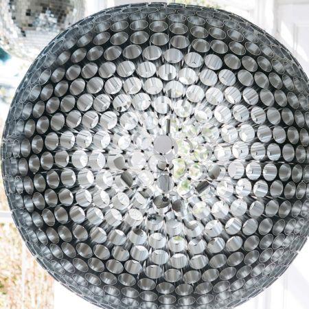 Zalia Extra Large Globe Pendant