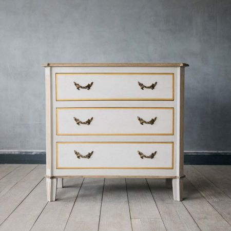 Chantilly Small Chest of Drawers