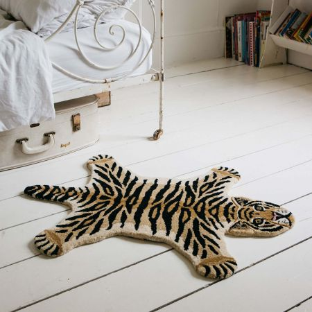 Small Tami Tiger Rug