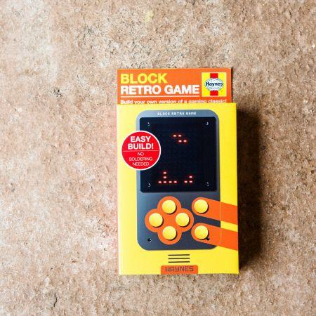 Haynes Retro Block Game