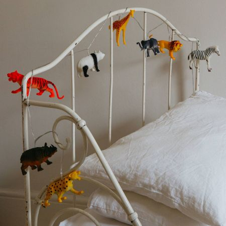 Safari Animals String Lights