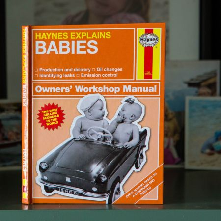 Haynes Explains Babies Book