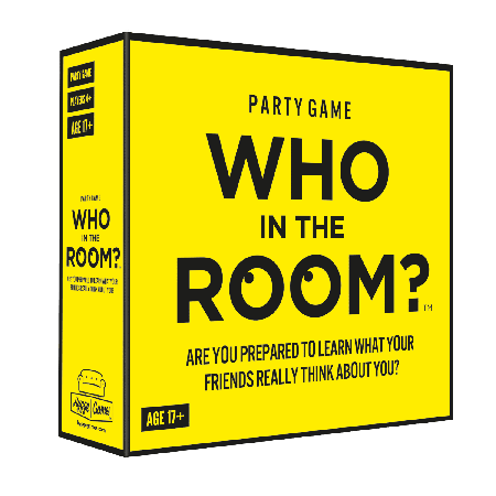 WHO in the ROOM Game - Thumbnail