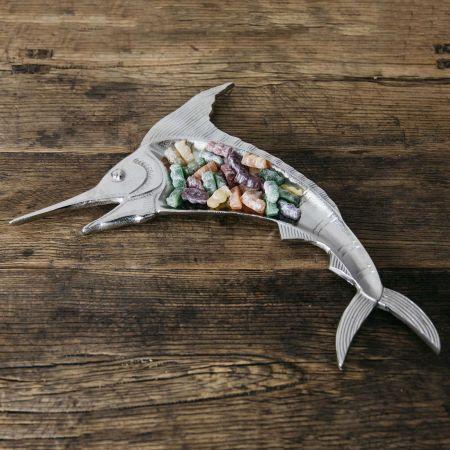 Silver Sword Fish Dish