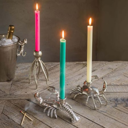 Squid Candle Holder