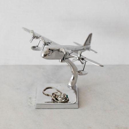 Sea Plane Trinket Dish - Thumbnail