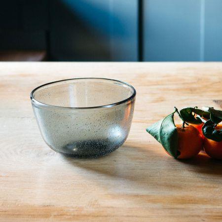 Smoke Glass Bowl