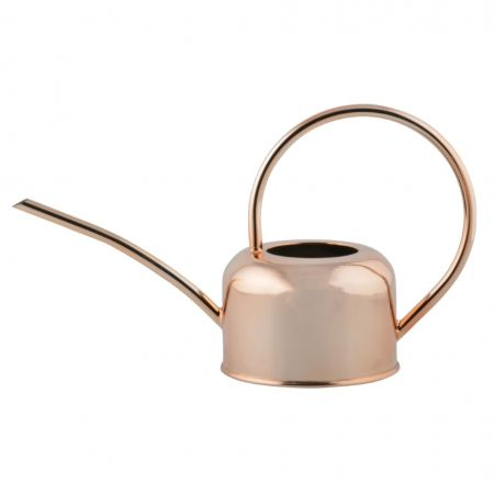 Copper Plated Watering Can
